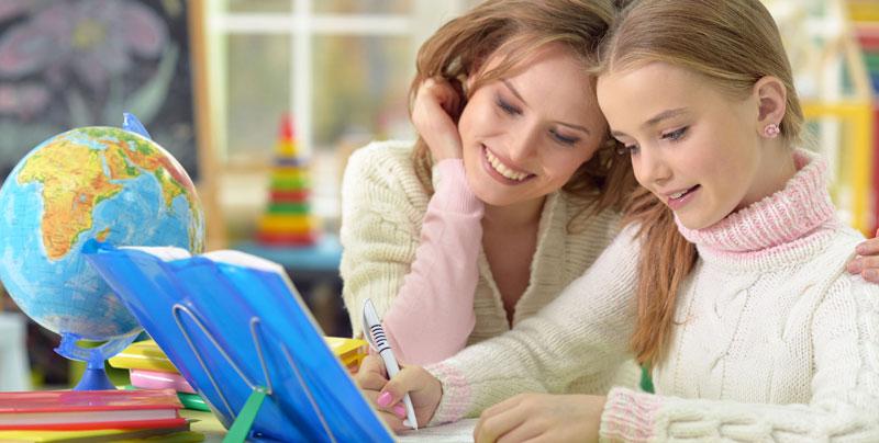 The Teaching Home
